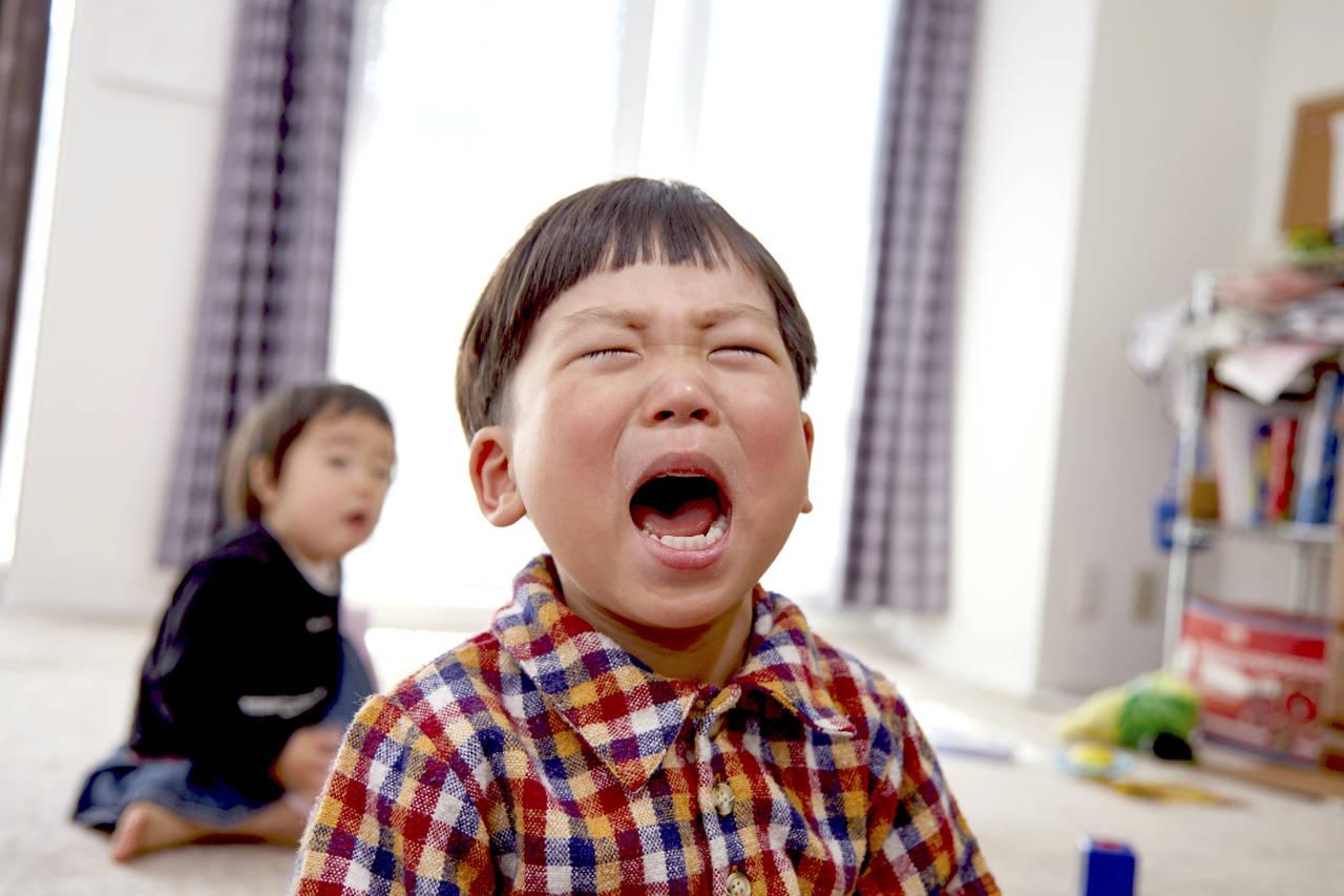 5歳男の子の子育てに悩みがある。反抗期やイライラしない子育て方法
