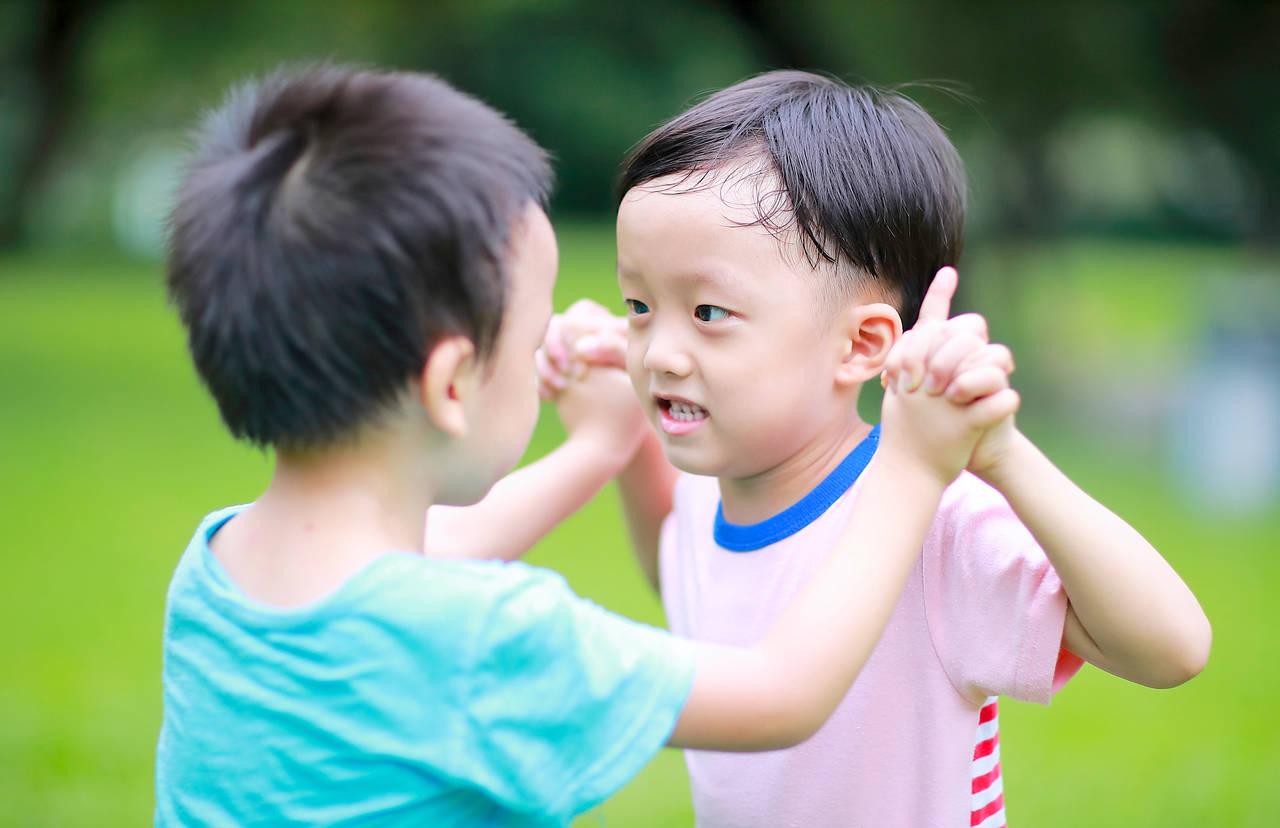 子育ての悩みで多い兄弟喧嘩。喧嘩の原因や対処法をご紹介!