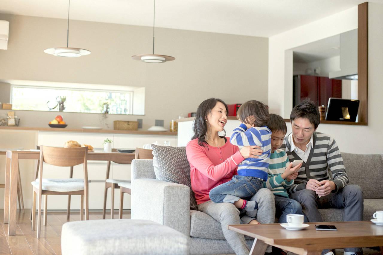 分譲住宅の家で子どもと暮らしたい。自分に合った住まいの選び方