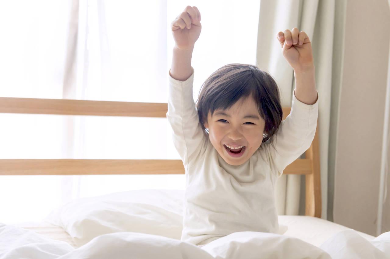 幼児期に生活習慣を身につけよう。生活習慣は子どもの将来に影響する