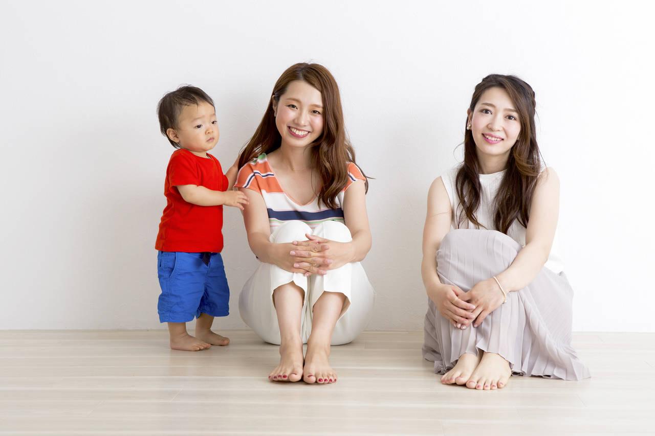 子連れで友達と会うときの配慮。楽しく過ごすためのポイント