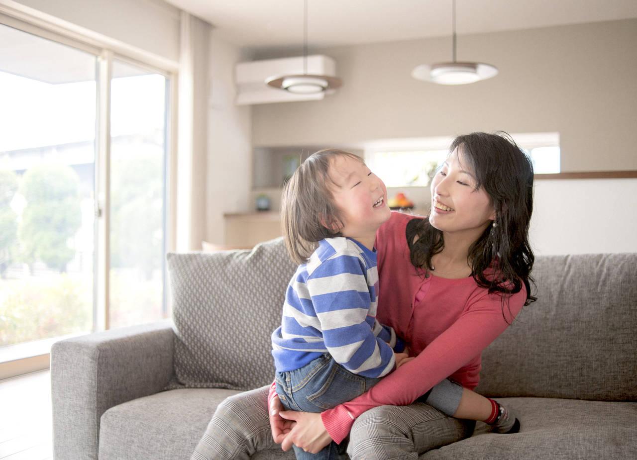 子どもと暮らす家のレイアウト、広さを感じられる空間の作り方