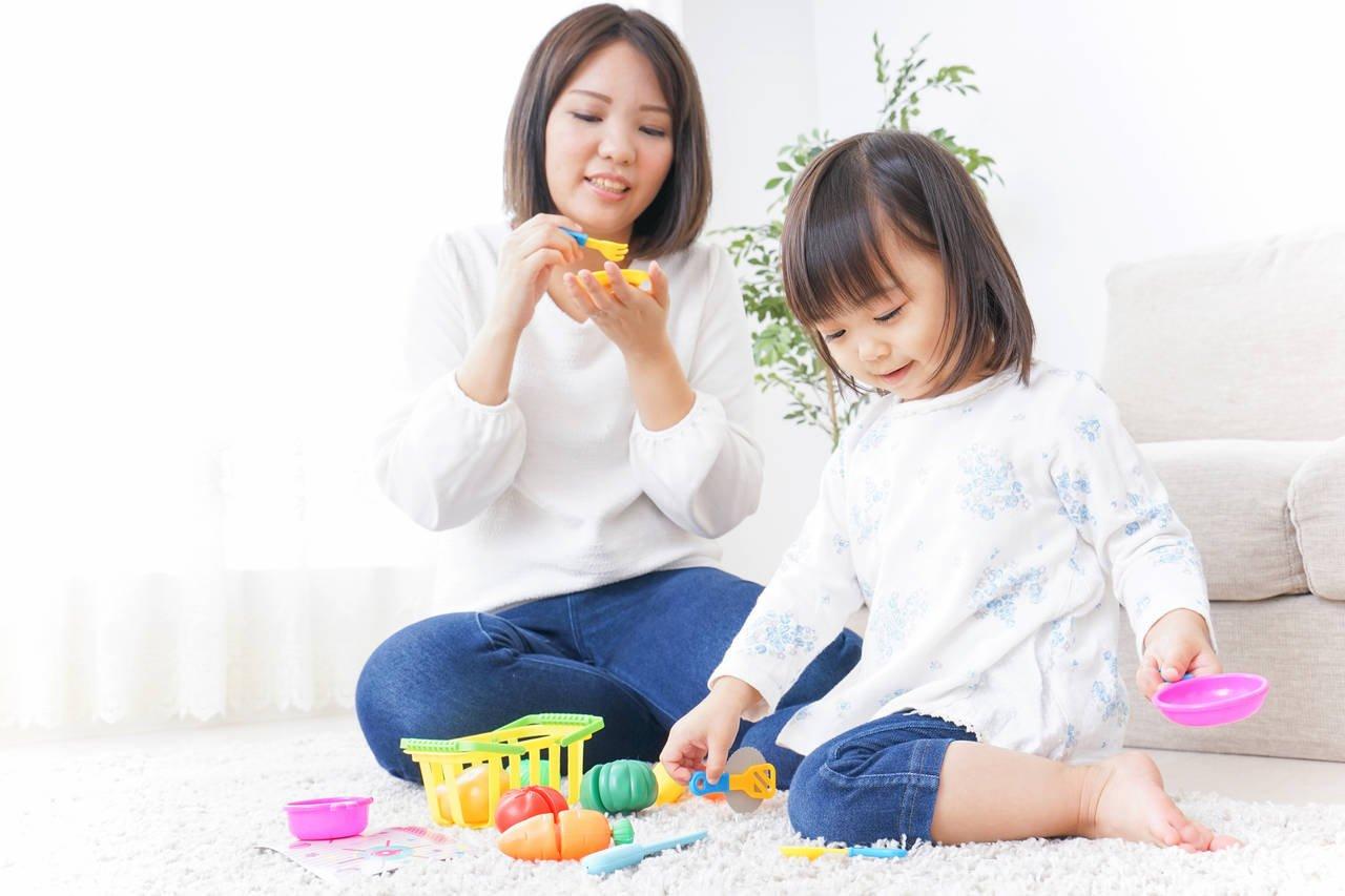 2歳児の成長と過ごし方!遊び方やイヤイヤ期、トイレトレーニング