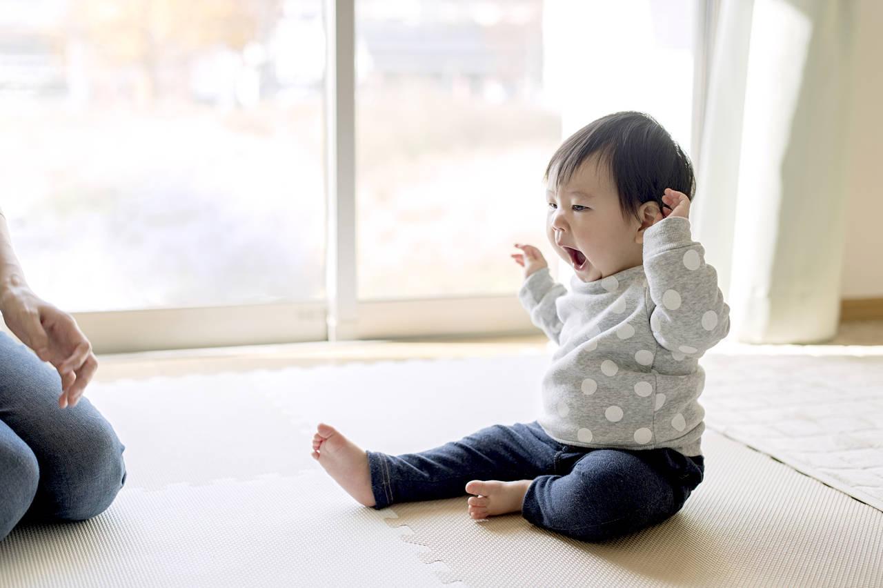 1歳児お昼寝はどのくらい必要?お昼寝をしないときの対策方法