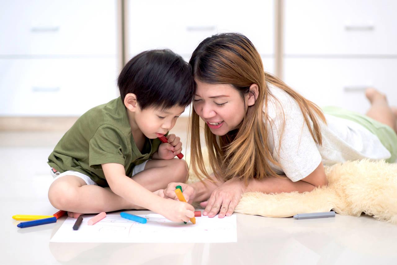 3歳の子どもとできる家遊び!考える遊びと体を動かす遊び方