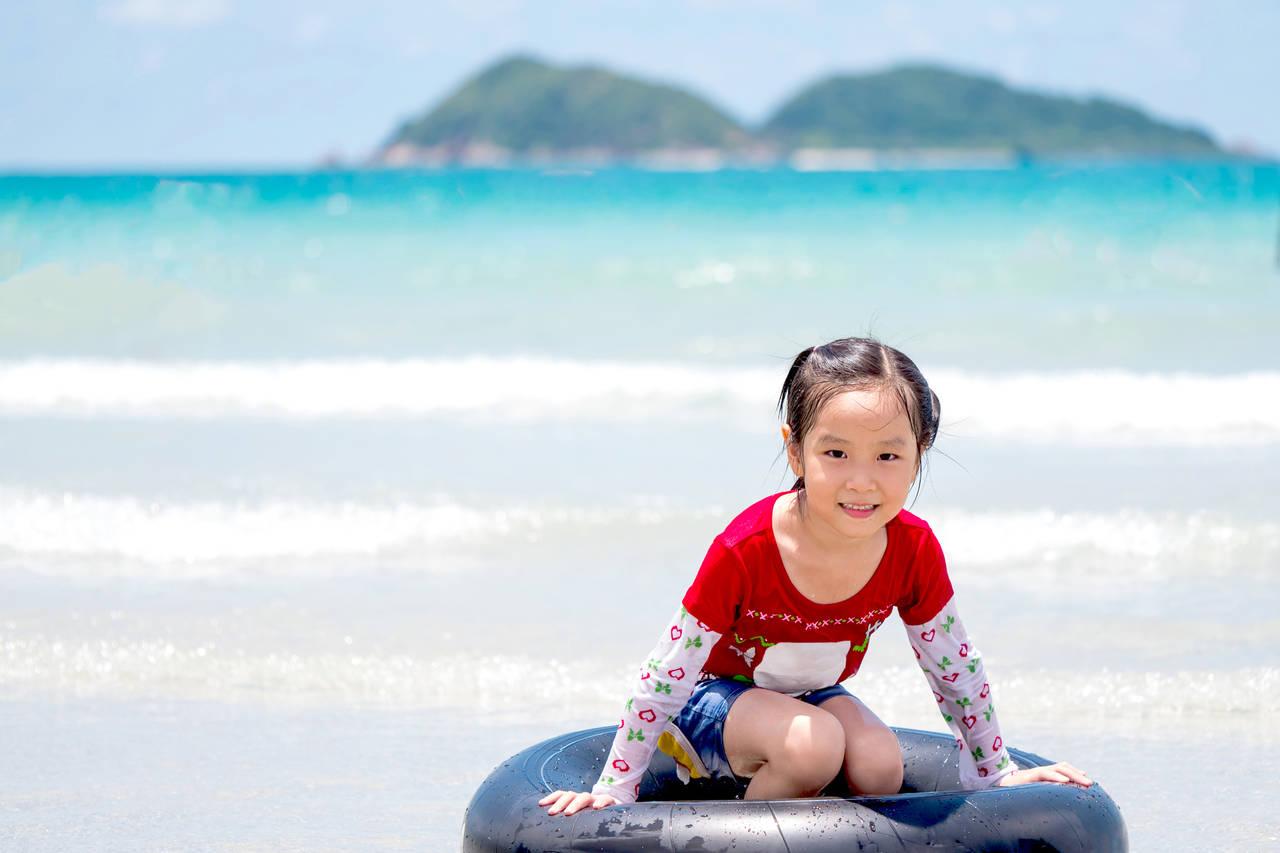 海の危険性を子どもと行く前に知っておこう。海の注意事項と安全対策