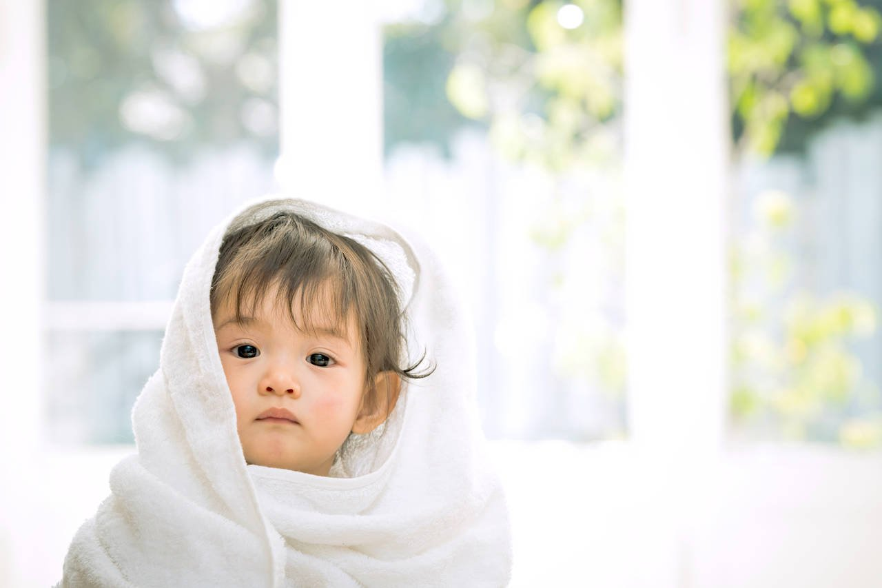 赤ちゃんと暑い夏を快適に!入浴する際のお風呂の入り方や注意点