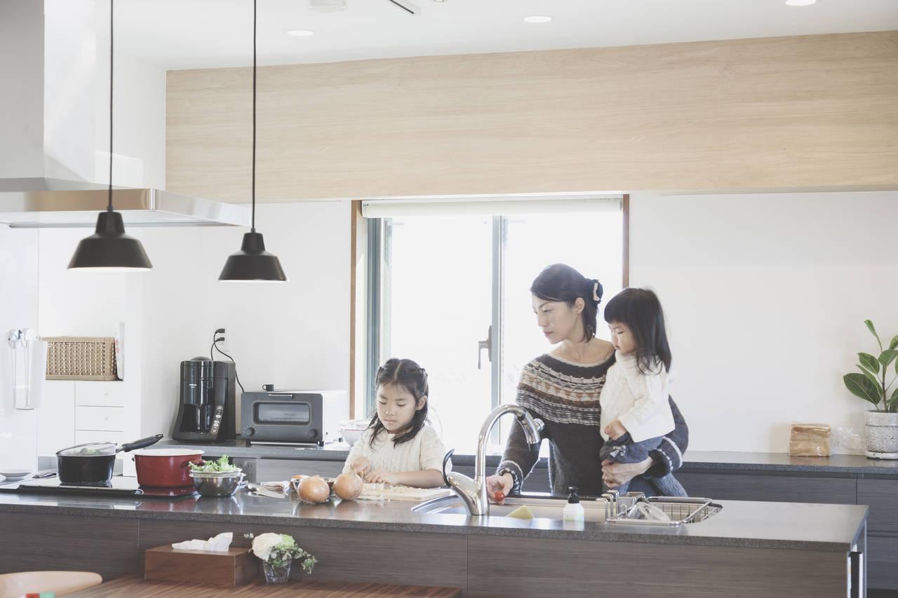 家をリフォームしたい。子どもと暮らしやすい家づくりのポイント