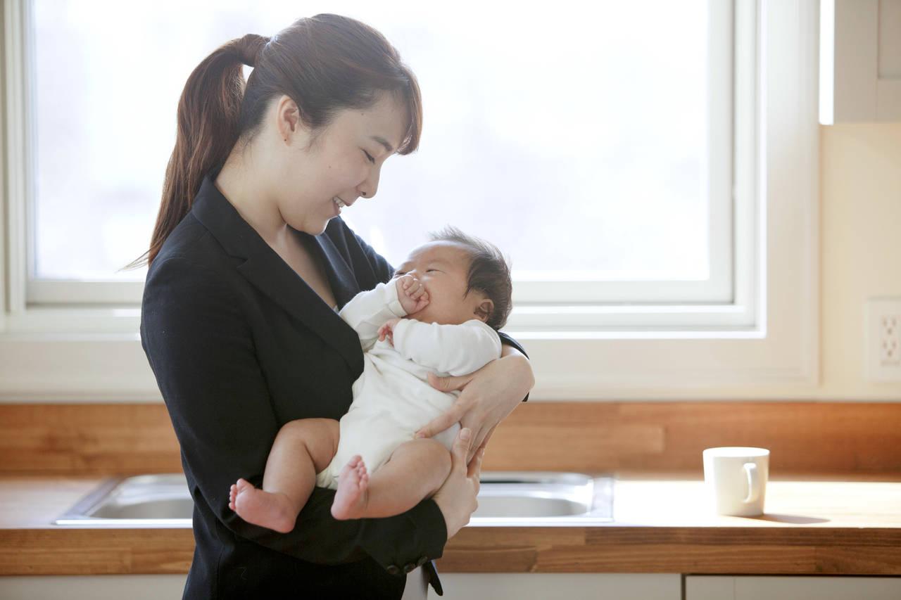 育児をしながらママの転職活動。転職の理由や成功させるためのコツ
