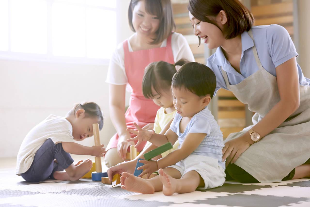 家庭の子育てにも大影響!入園先選びに役立つ保育園の役割と教育