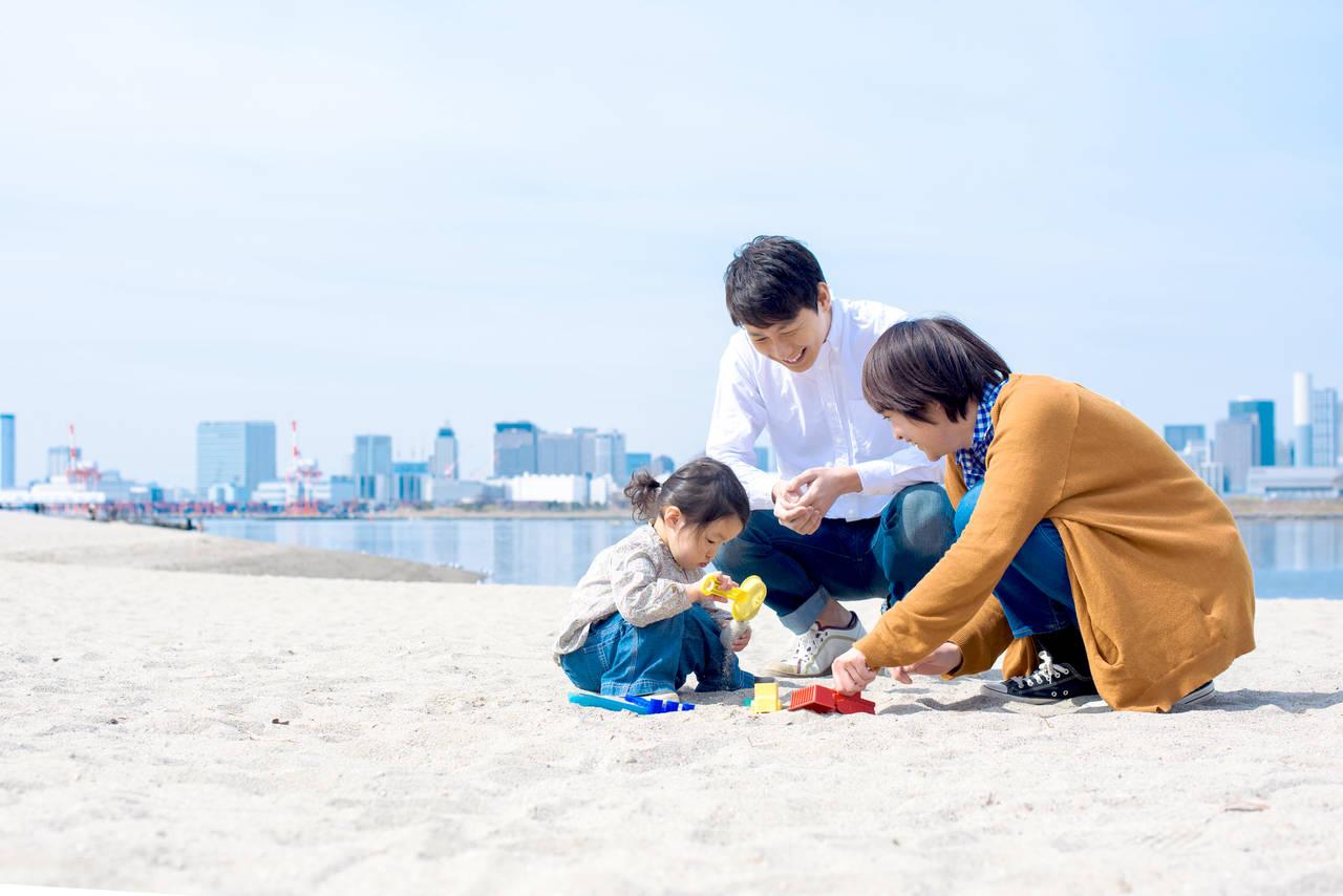 東京での子育て事情を知ろう!治安状況や支援制度、保活について紹介