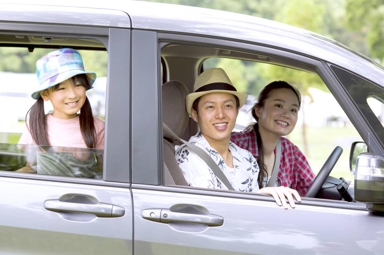 子どもと夏の長距離ドライブへ!子どもを飽きさせないコツと注意点