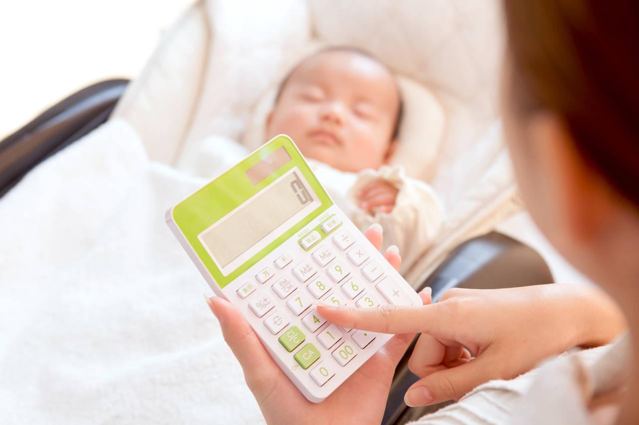 赤ちゃんの将来のお金。税金がかかる場合や貯蓄・贈与する時の注意点