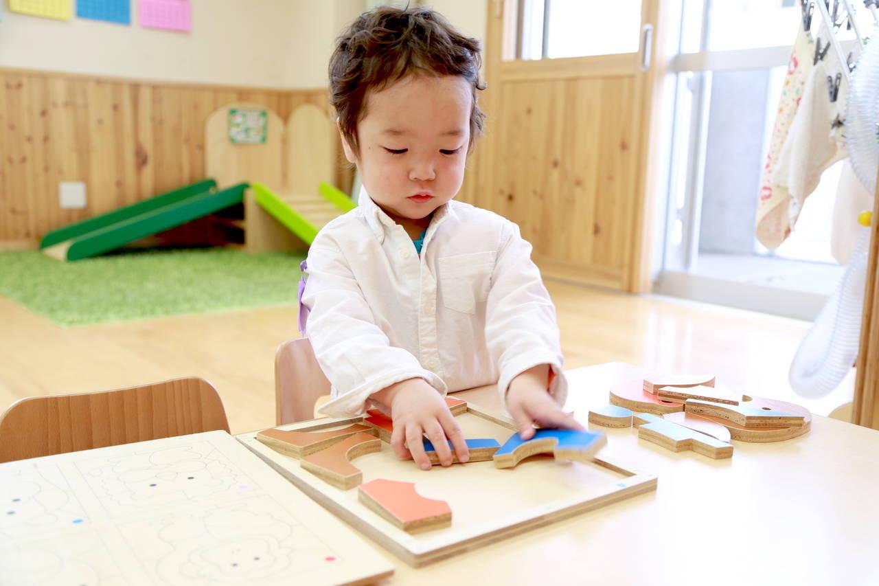 幼児期のパズル遊びの効果。楽しむための注意点と年齢ごとのパズル