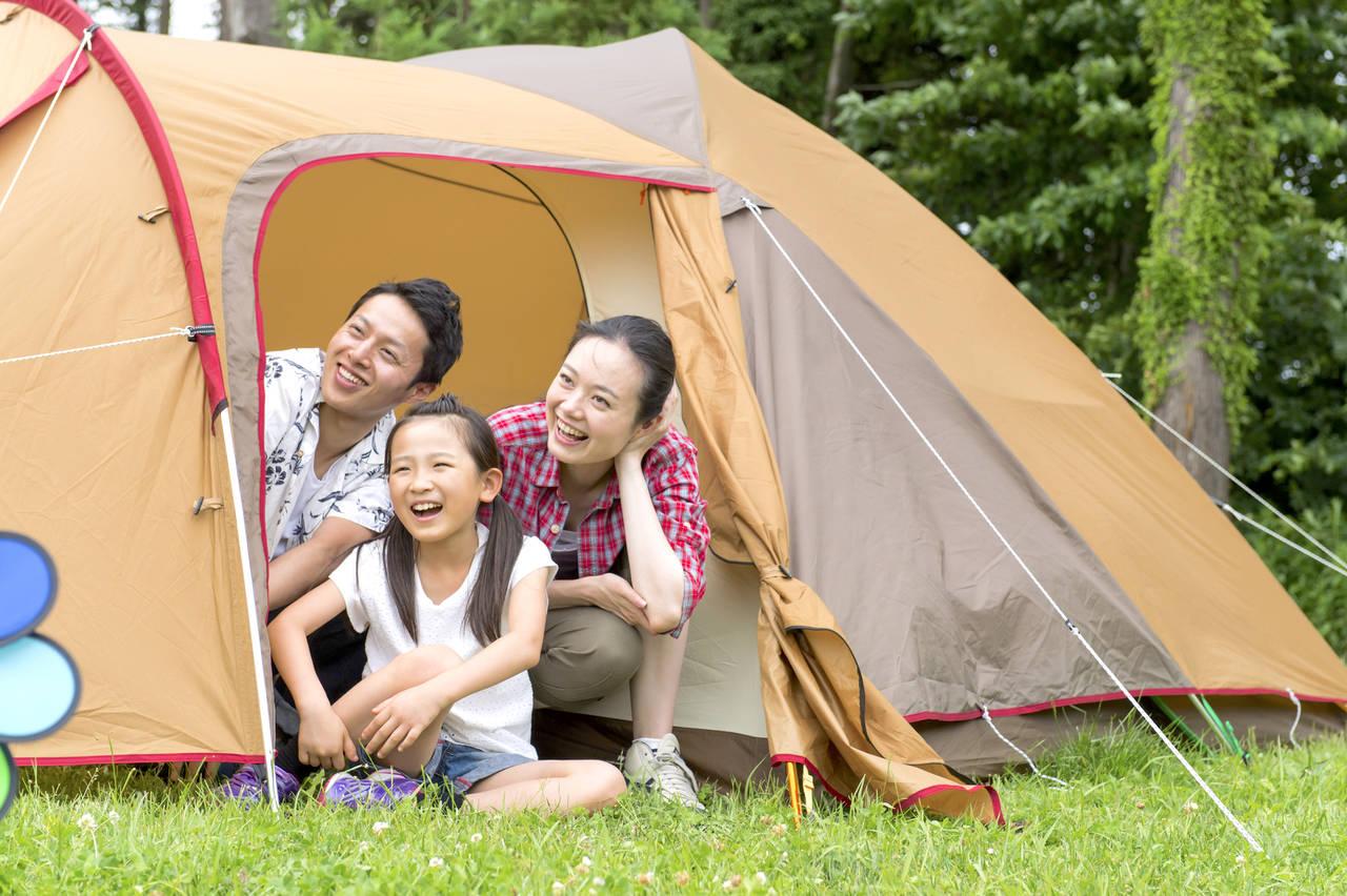 夏は子どもとキャンプしたい!与える影響とキャンプ場の選び方