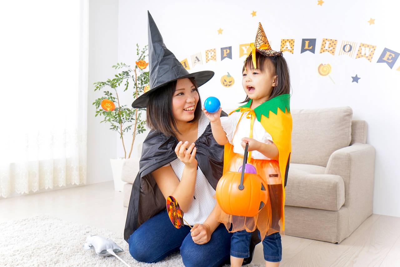 子どもと一緒にハロウィンを楽しもう!ハロウィンの歴史と過ごし方