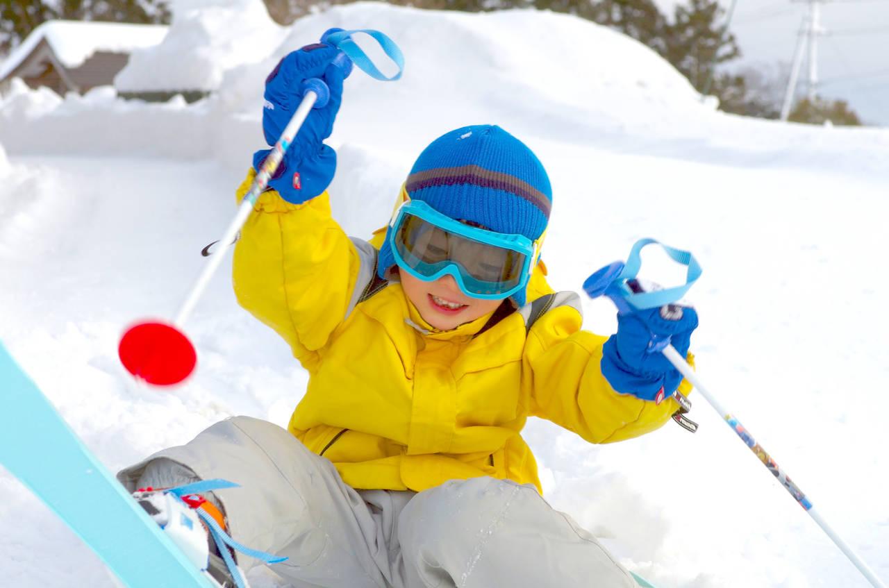 4歳のスキーデビュー!準備から滑り方まで楽しく過ごすための方法