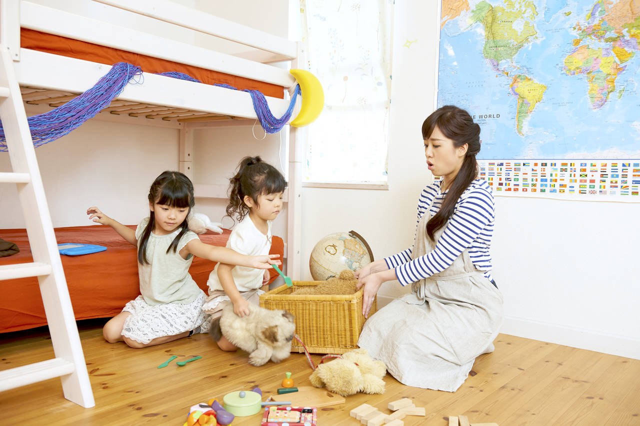 子どものおもちゃが収納できない。散らかる原因と種類ごとの収納方法