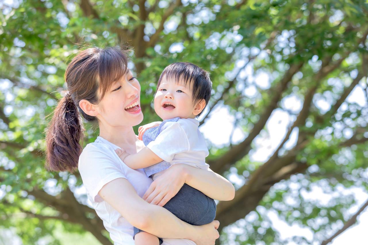 赤ちゃんとの夏の公園遊び!楽しく安全に過ごすためにしたいこと