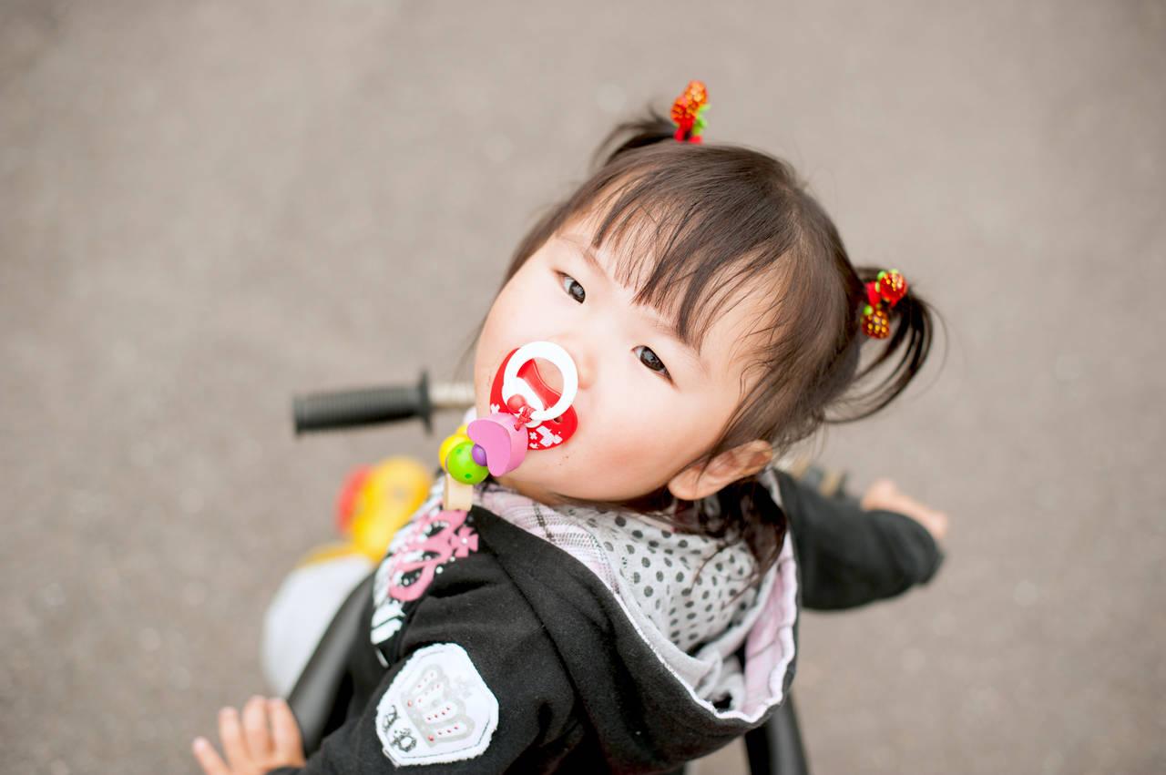 2歳で三輪車はまだ早い?おすすめの三輪車の選び方や注意したいこと