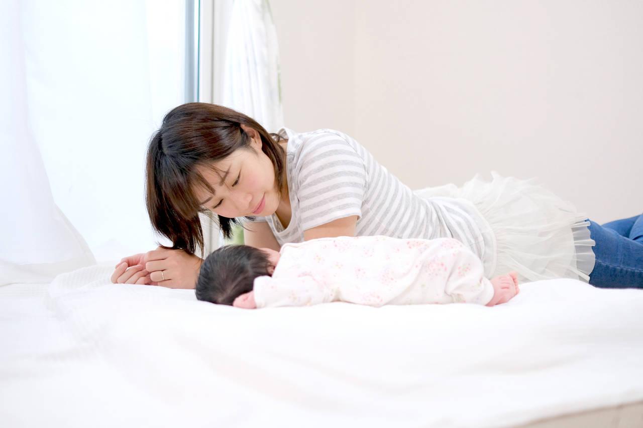 産後は赤ちゃんとの生活が不安。生活リズムや2人目の産後について