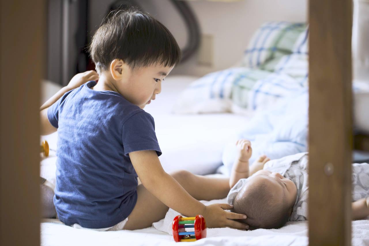 早生まれ兄弟の魅力とは?年の差による育児のメリットデメリット