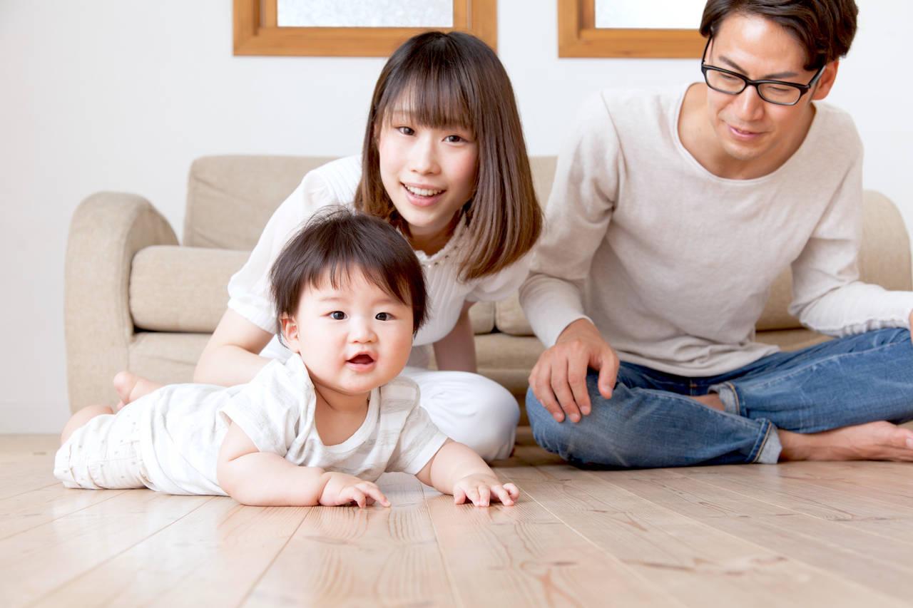 リノベーションした家で子どもと暮らしたい。家族に合う家作り