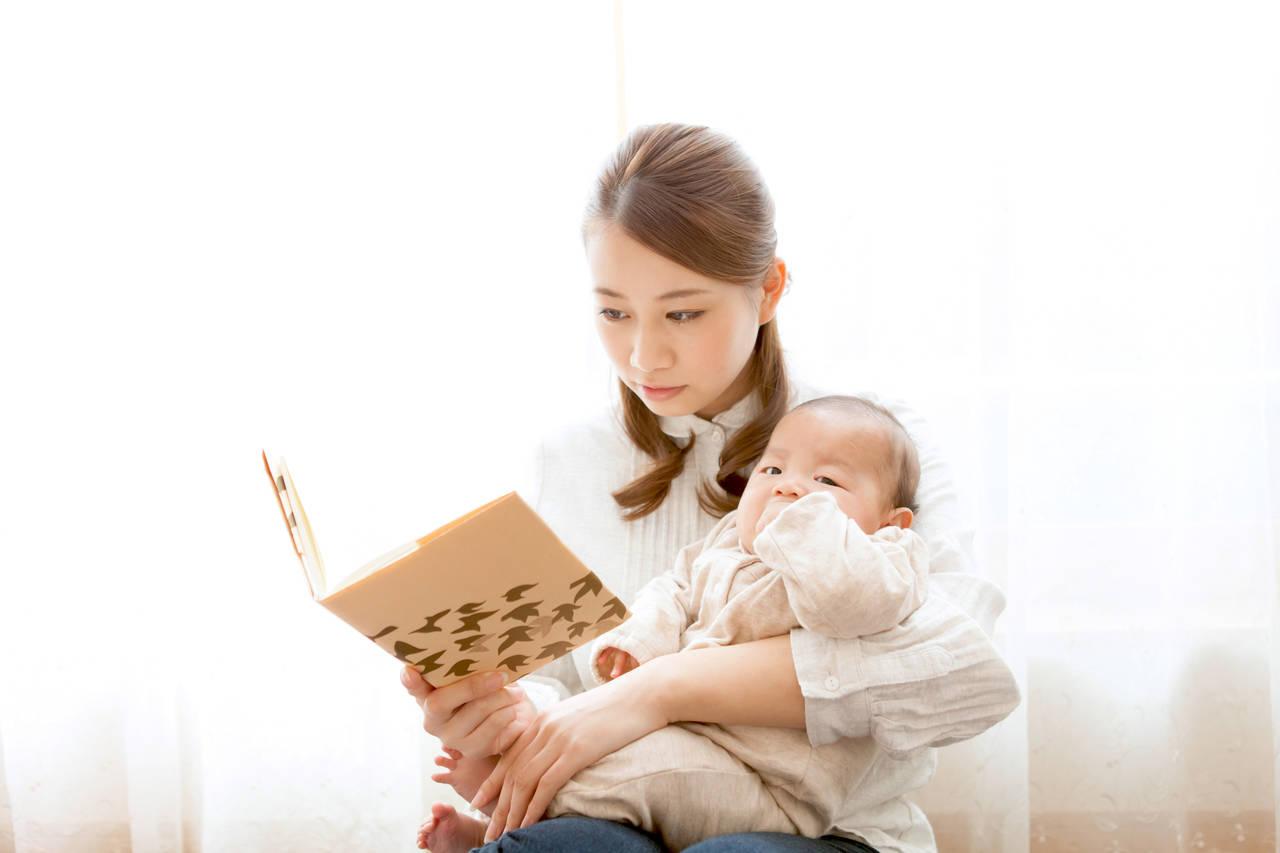 産後ママが気になる本。育児の悩みやダイエットにおすすめ