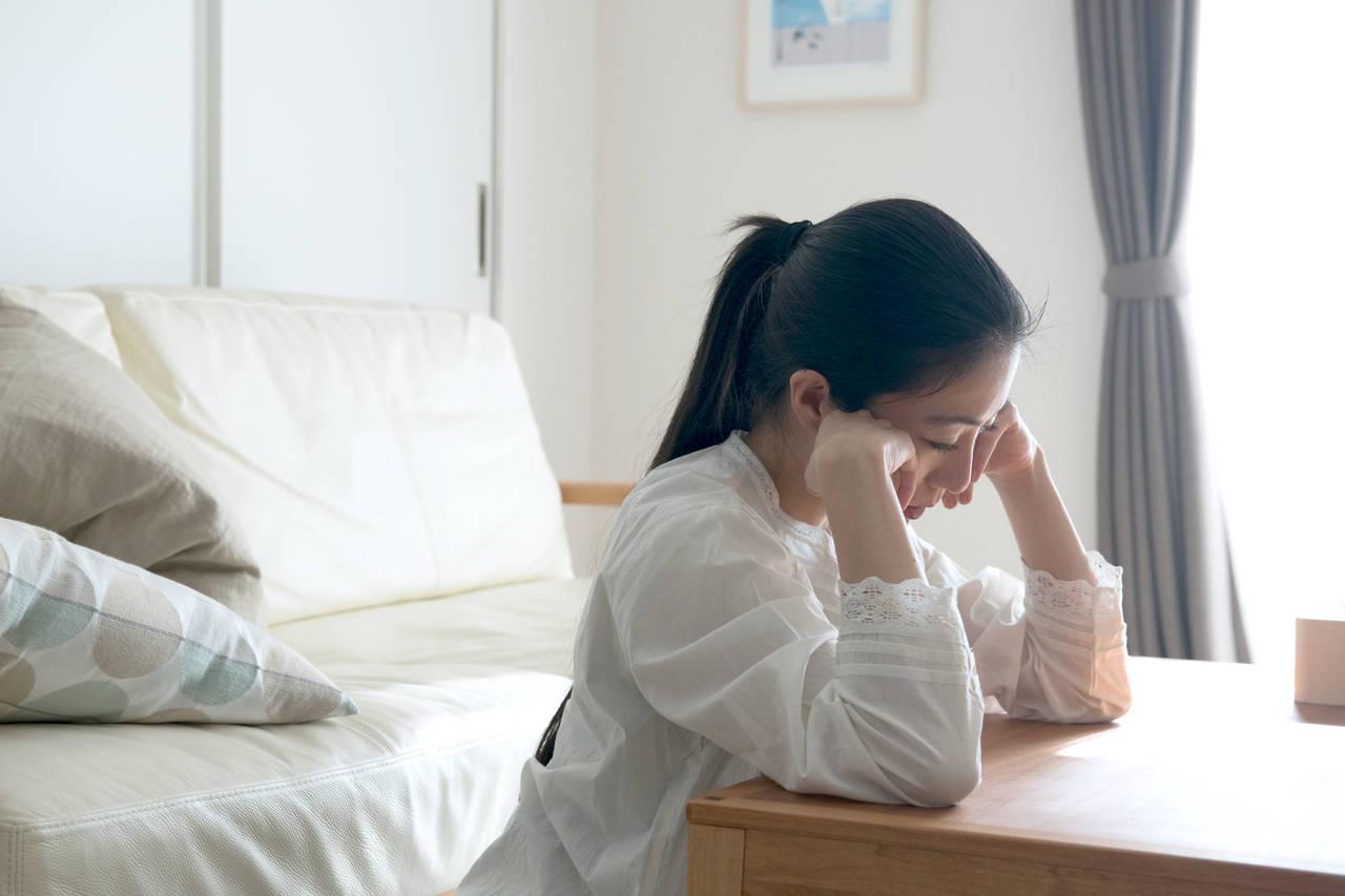 産後は不安で涙がでる。マタニティブルーと産後うつについて