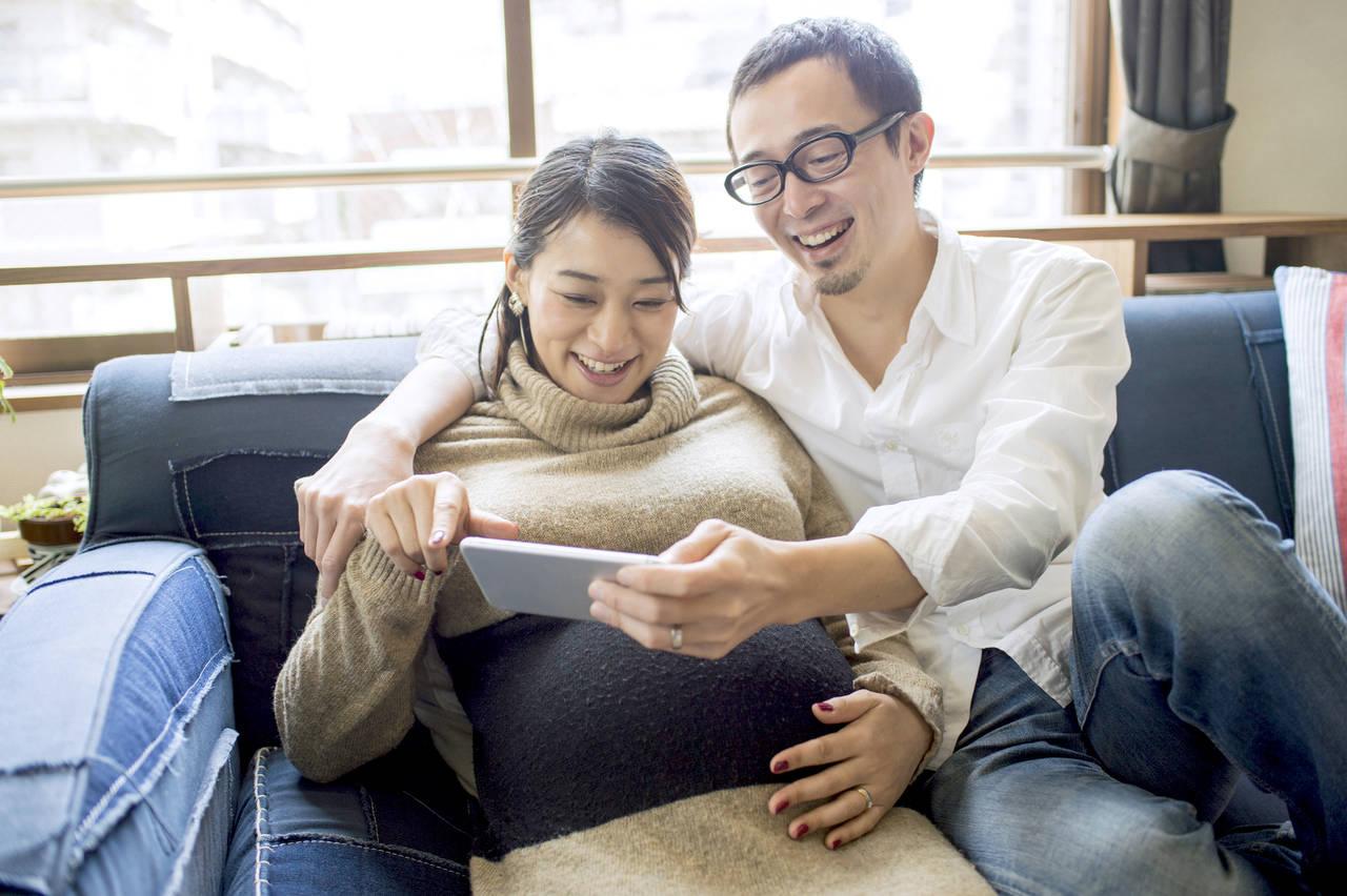 妊娠、出産に頼れるアプリ!使いやすい特徴やパパ向けアプリも紹介