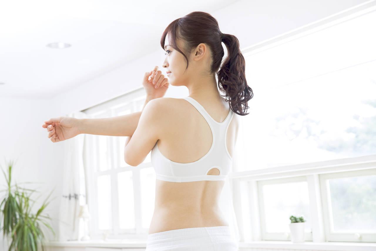 産後でもくびれを作ろう!産後の体の把握とくびれ作りトレーニング