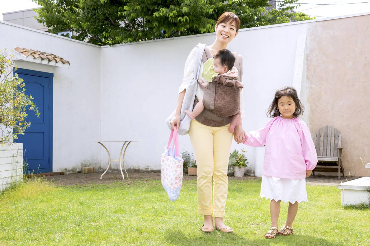 産後の上の子の幼稚園問題。送迎やお弁当作り、行事の参加について