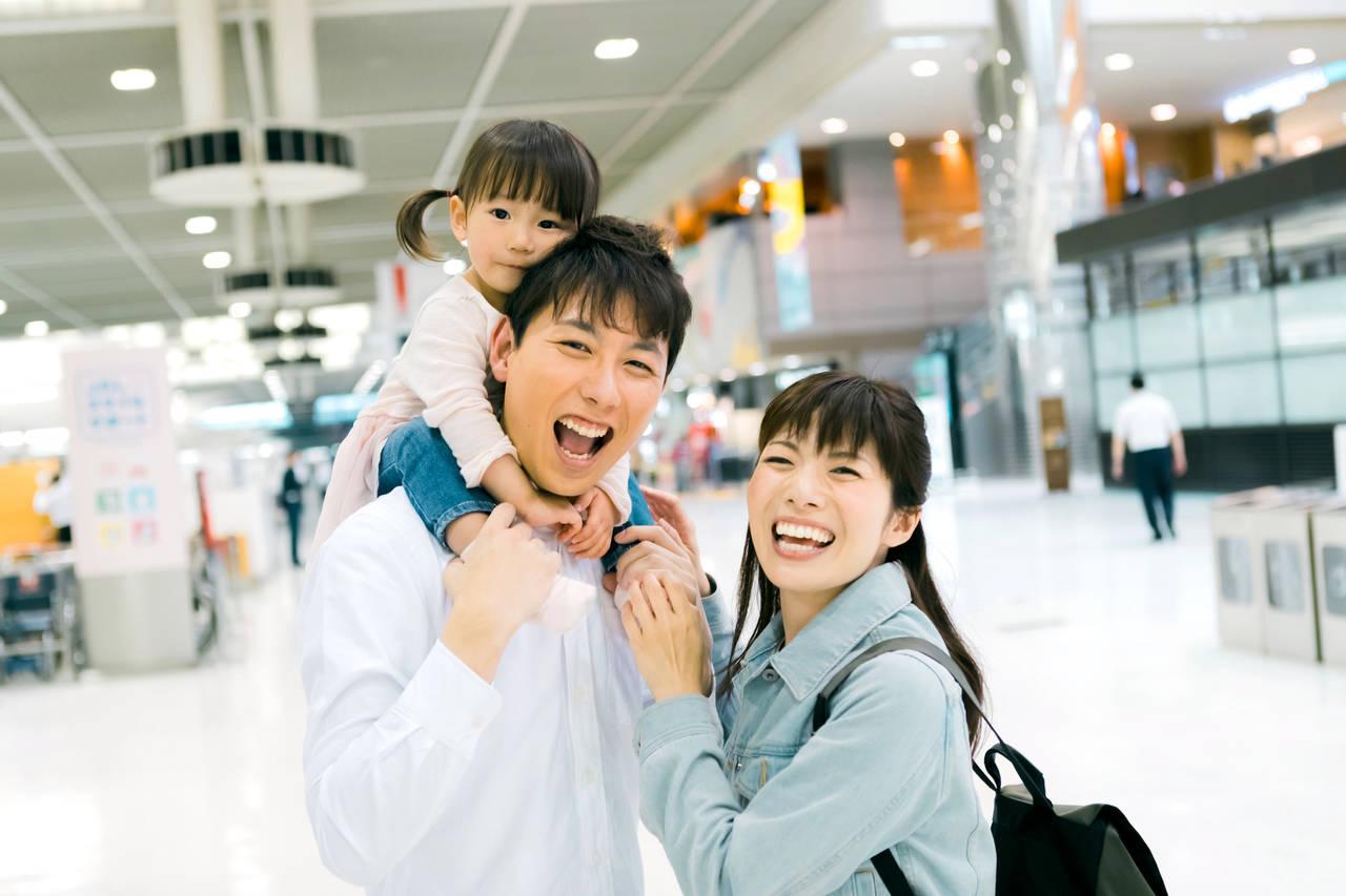 2歳児と一緒に飛行機で旅行に行きたい!知っておきたい基礎知識