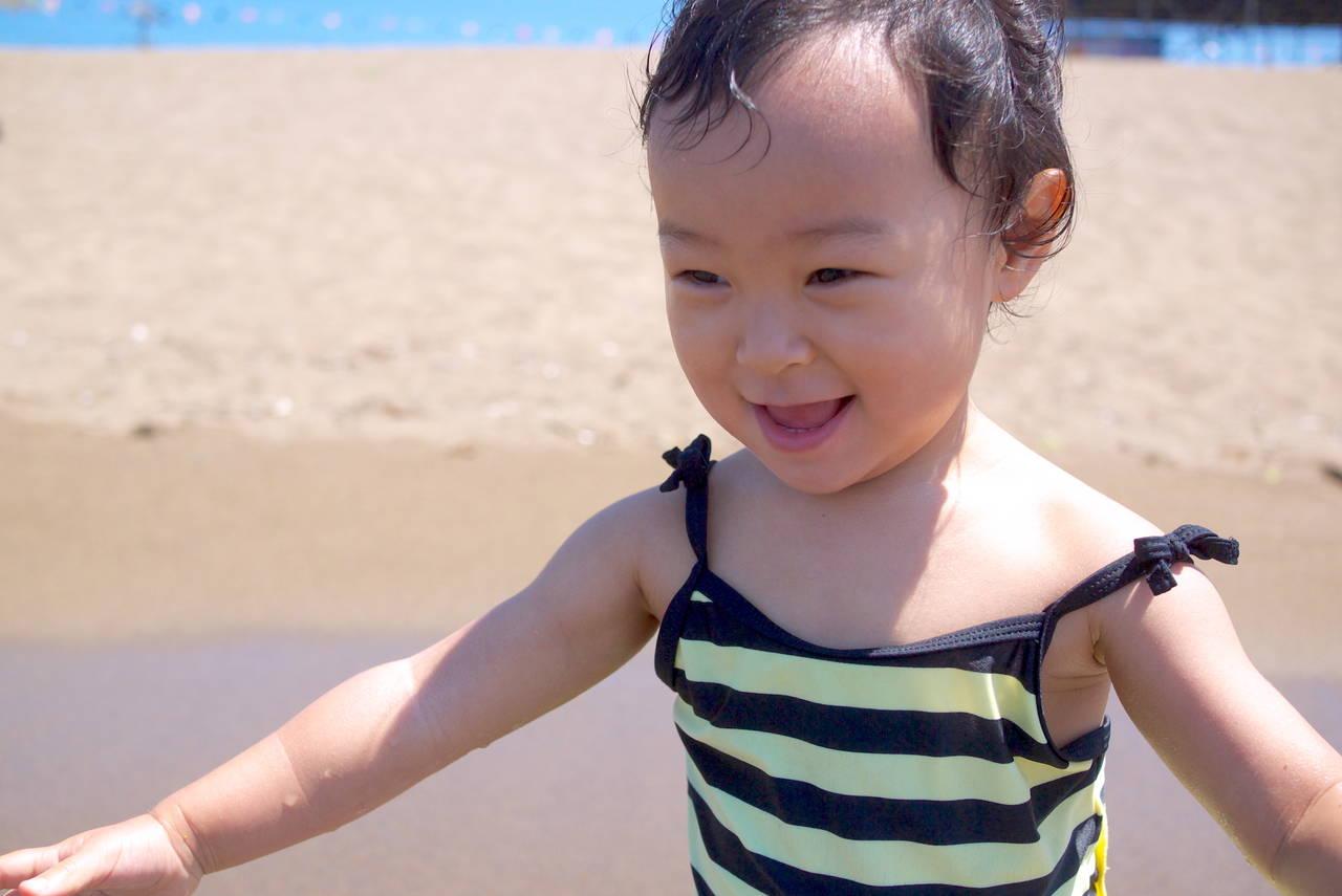 海が赤ちゃんにもたらす効果とは?デビューできる時期と持ち物を紹介