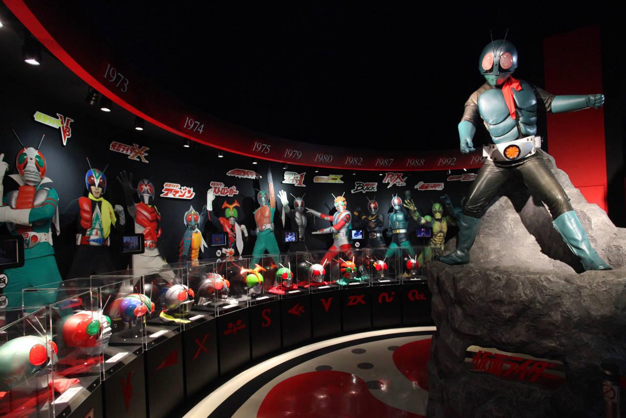 【宮城】仮面ライダーなど石ノ森作品を堪能できる「石ノ森萬画館」
