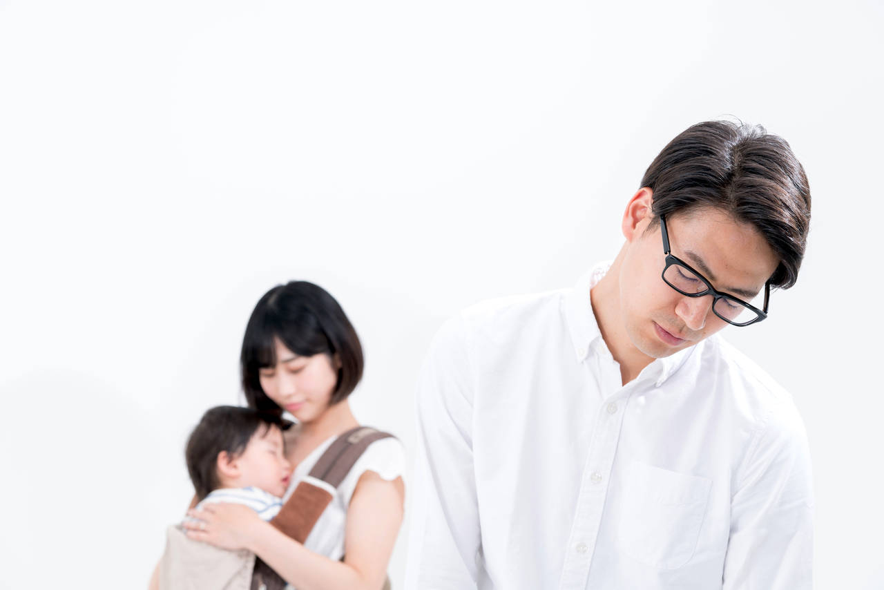 子育て中の夫婦に訪れた倦怠期!子どもに与える影響と乗り越え方