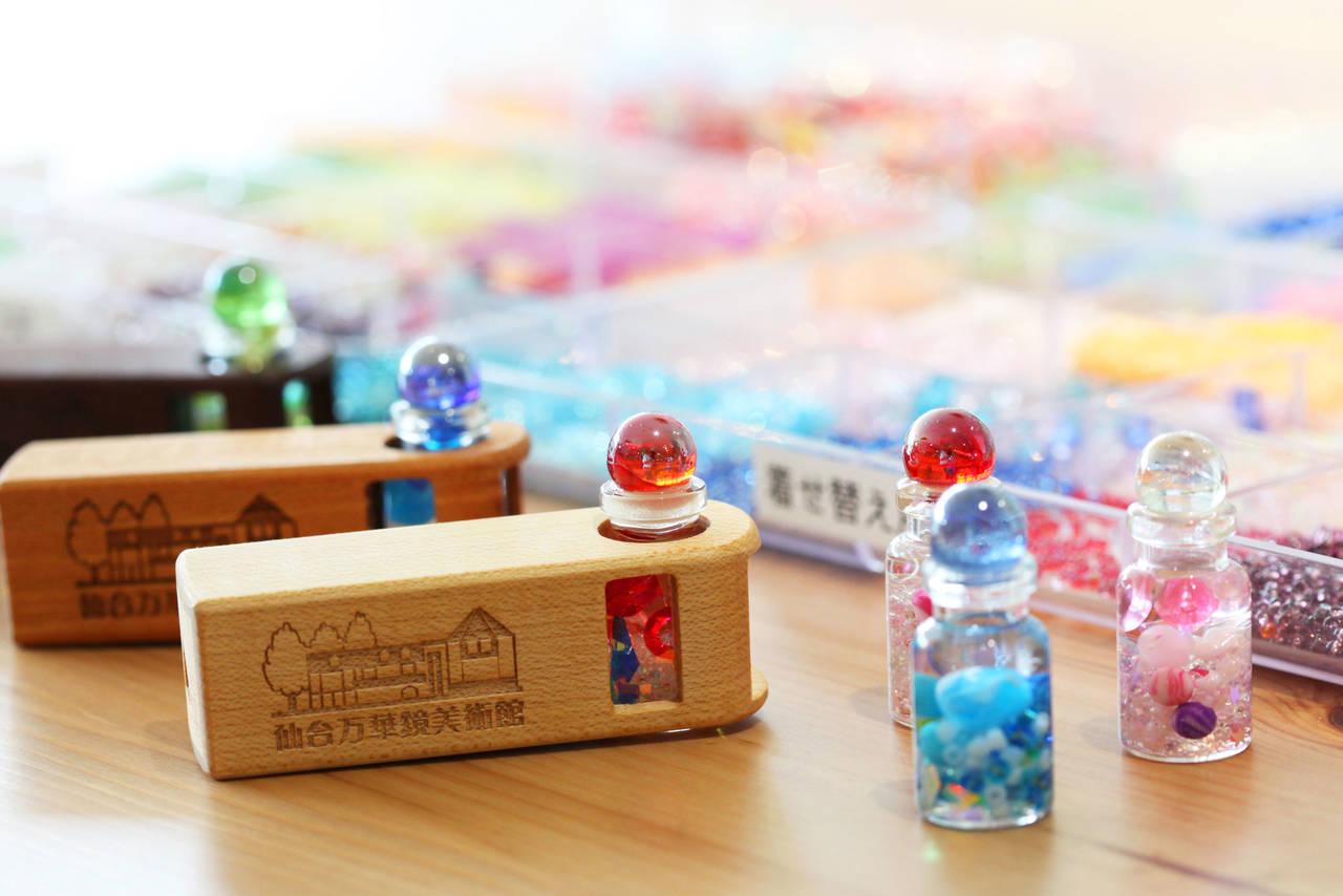 【仙台】親子で楽しめる不思議な鏡の世界「仙台万華鏡美術館」