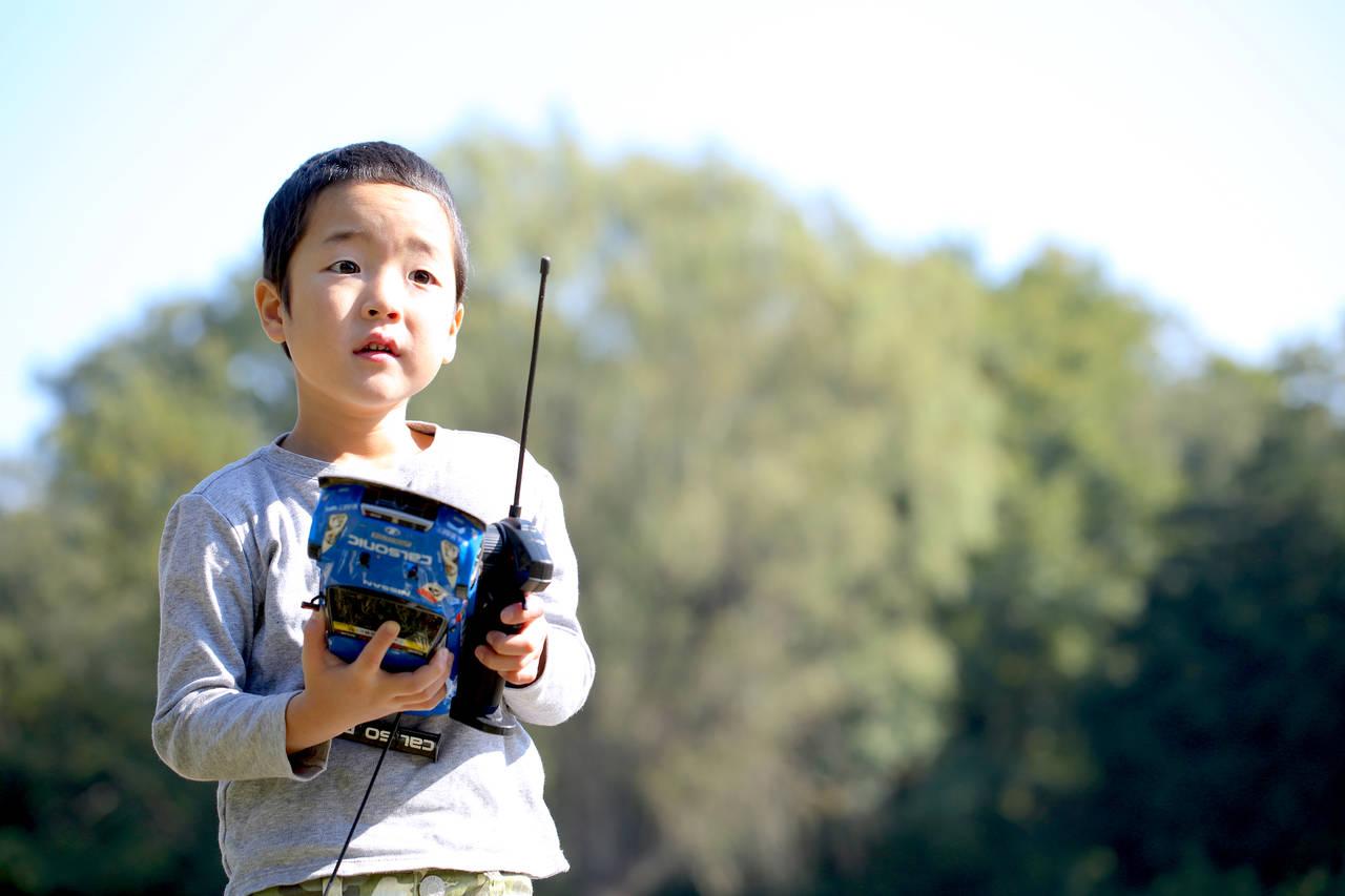 5歳の誕生日はラジコンを贈ろう!種類や楽しめるラジコンの選び方
