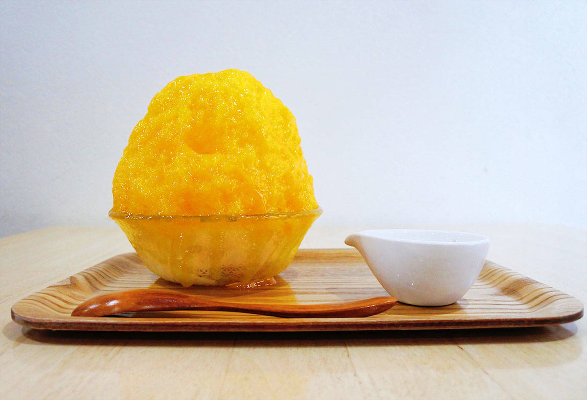 【東京・巣鴨】手作りと無添加シロップのかき氷「かき氷工房 雪菓」