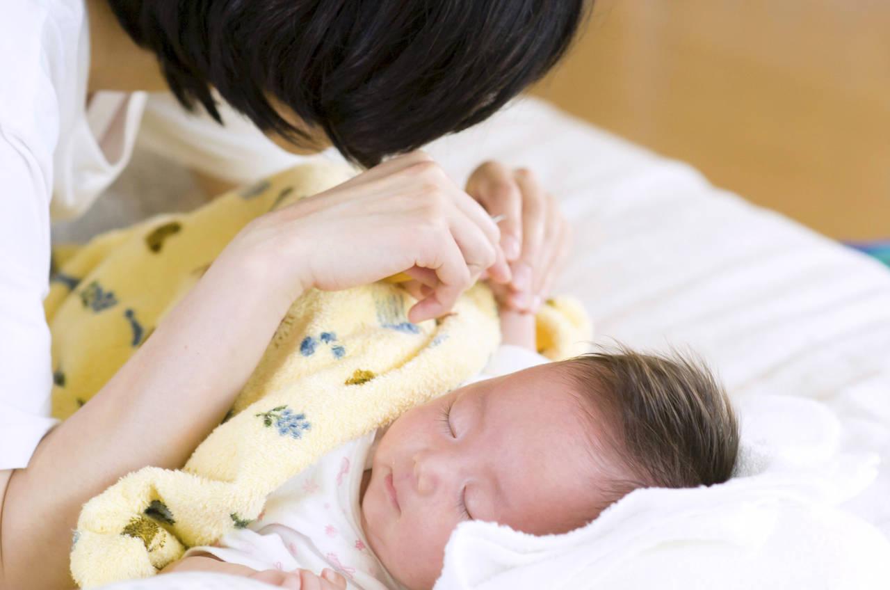 乳児の爪を整えよう!上手に切るためのコツや注意すること