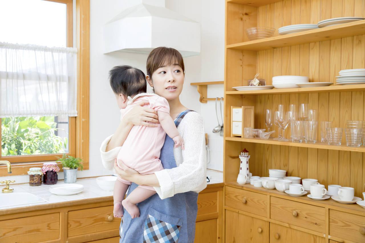 育児と家事にイライラ。上手に両立させるコツとストレス解消法