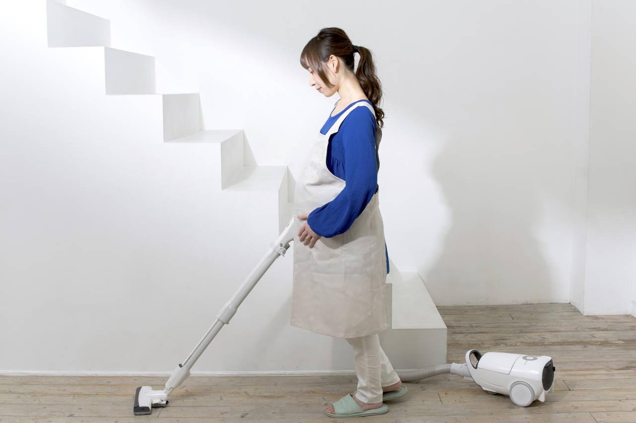 出産前に掃除をしておこう!産後に役立つ掃除法と掃除機の選び方も