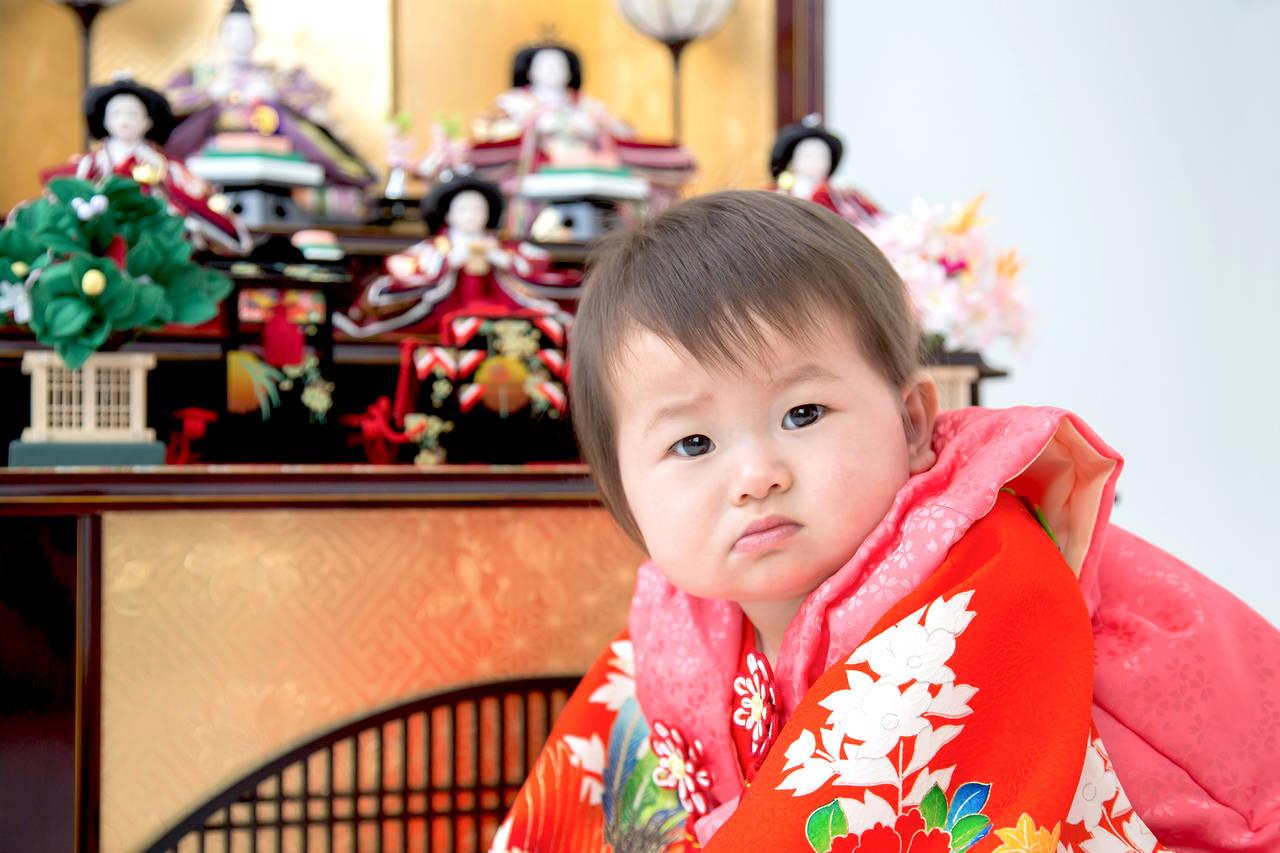 赤ちゃんのひな祭りを着物でお祝い!準備とほかの衣装アイデアも紹介