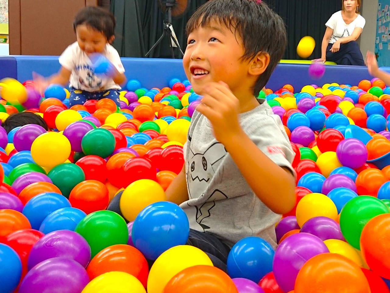 【宮城】大型のふわふわ遊具が人気!室内遊園地「キッズワールド」