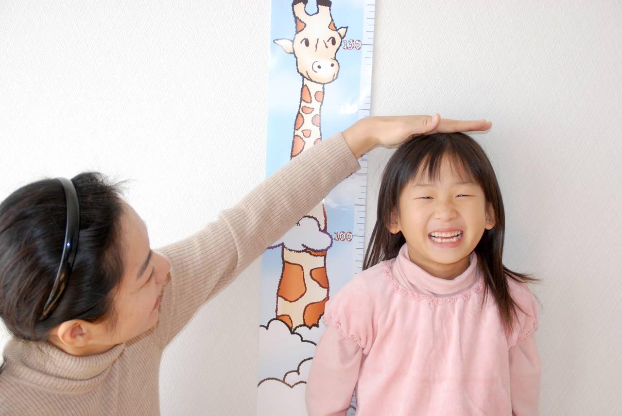 6歳児の身長について知ろう!背を伸ばすために必要なこと
