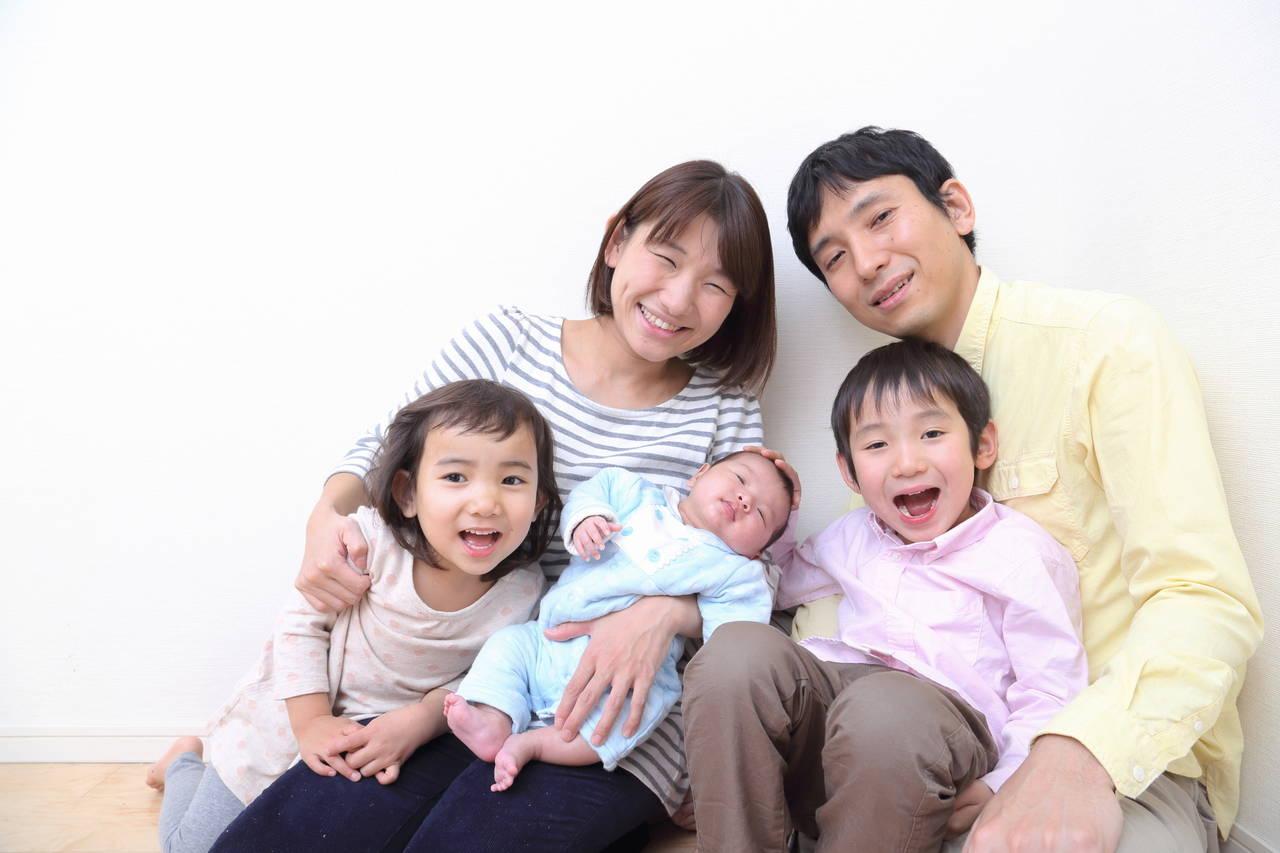 3人目の子どもは可愛い!可愛く感じる理由や上の子との関わり方