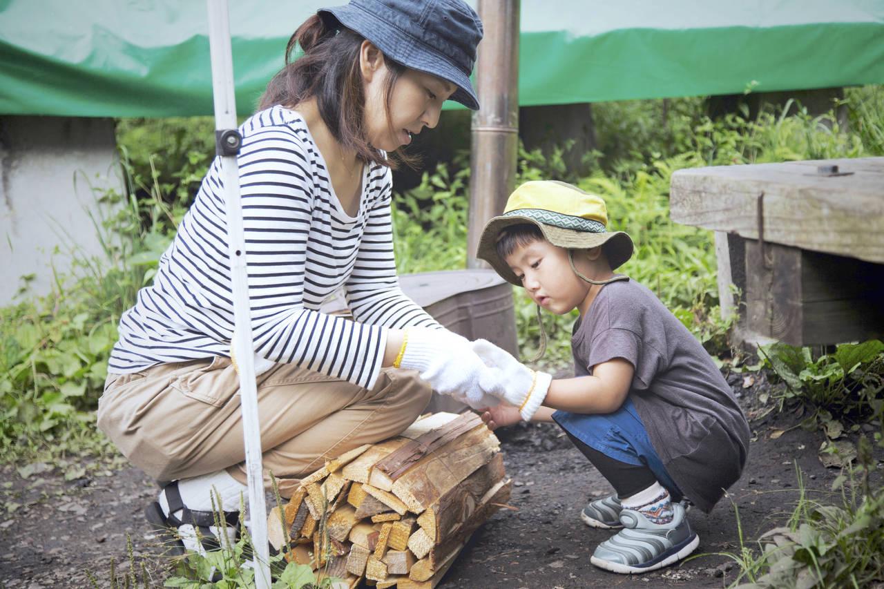 幼児と一緒に秋キャンプ!おすすめの持ち物や遊び方を徹底分析