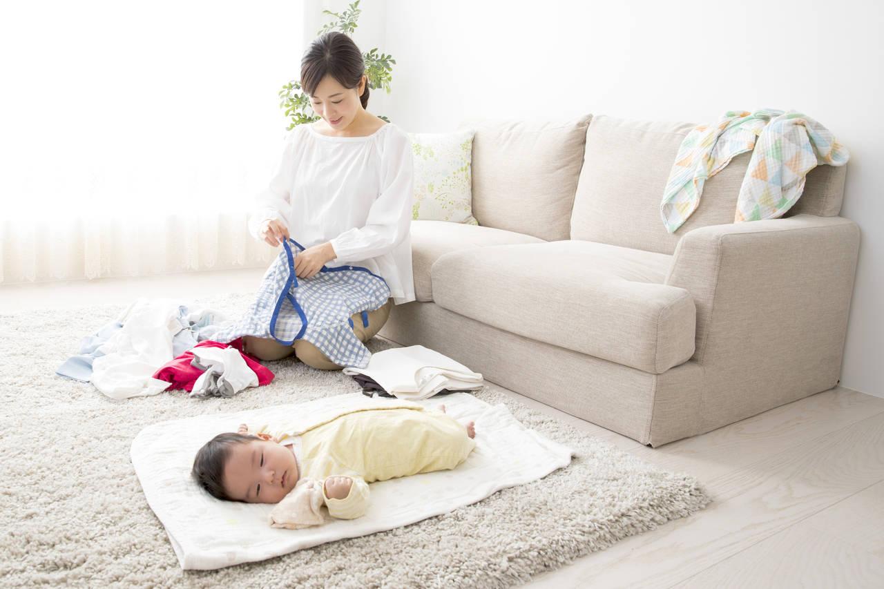 出産後のワンオペ育児は辛い!問題点や解決する方法を紹介