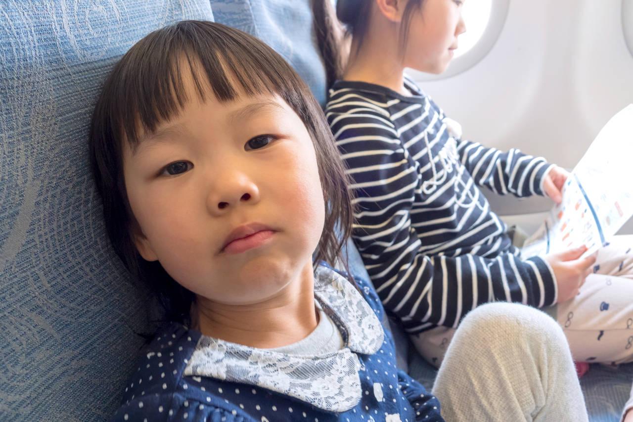 4歳児と飛行機を楽しもう!料金や耳抜きの方法などをご紹介