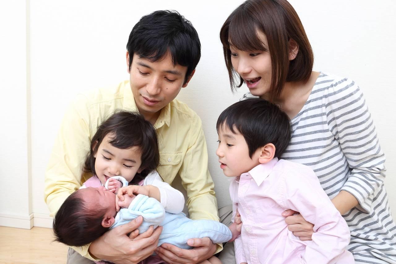 3人目出産は早まるって本当?3人目の出産準備とママが喜ぶ贈り物